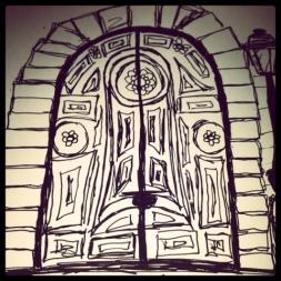 #3 Door
