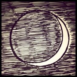 #6 Waxing Crescent