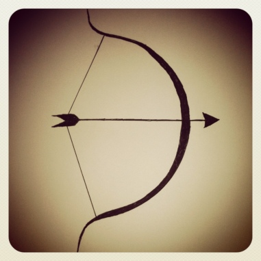 #33 Bow and Arrow