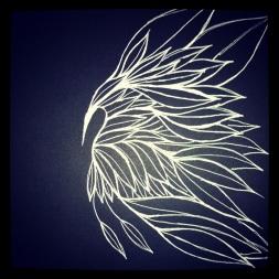 #68 Leaves - Wings