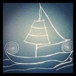#82 Sailboat