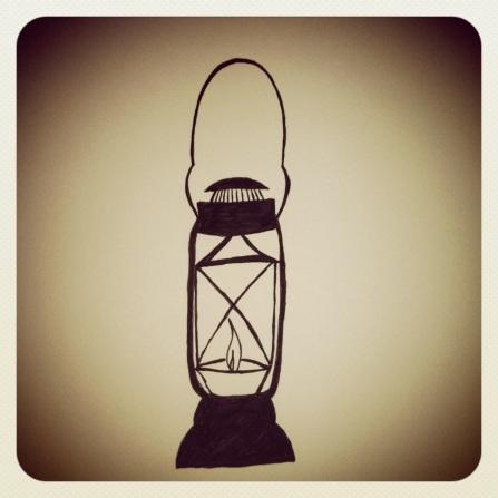 #86 Lantern