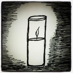 #103 Candle