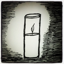 #103 Candle