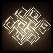 #106 Blessing - Endless Knot