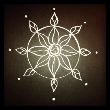 #109 Blessing - Dharma Wheel