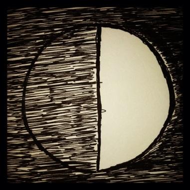 #11 First Quarter Moon