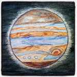 Jupiter - Watercolor Pencils #2