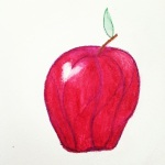 Tempting - Watercolor Pencils #6