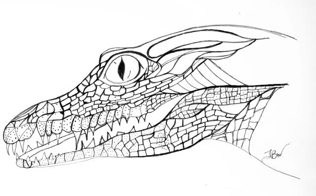 Crocodile #87
