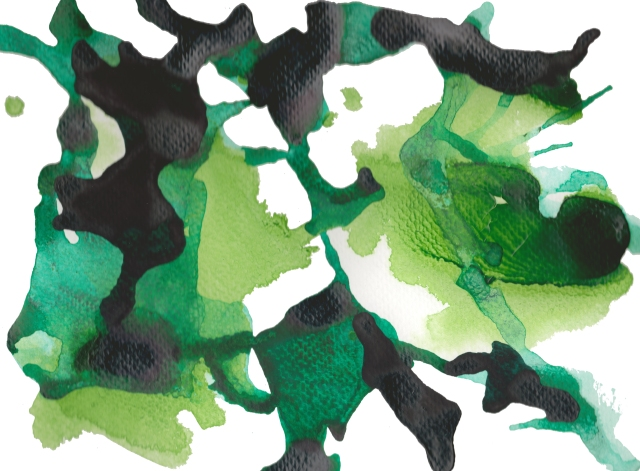 An Experiment (7 of 11) – Watercolors #120