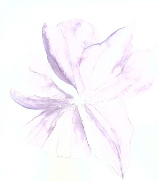 flower - 1st layer