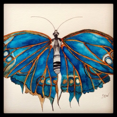 Butterfly – Finished!!! #82 (Series 3)